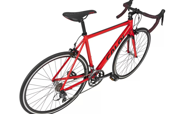 Bicicleta Caloi Strada R700 Tam G Vermelho
