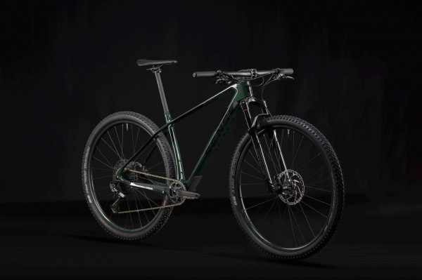 Bicicleta Carbon Impact Comp 2021 VRD/CZA TAM M