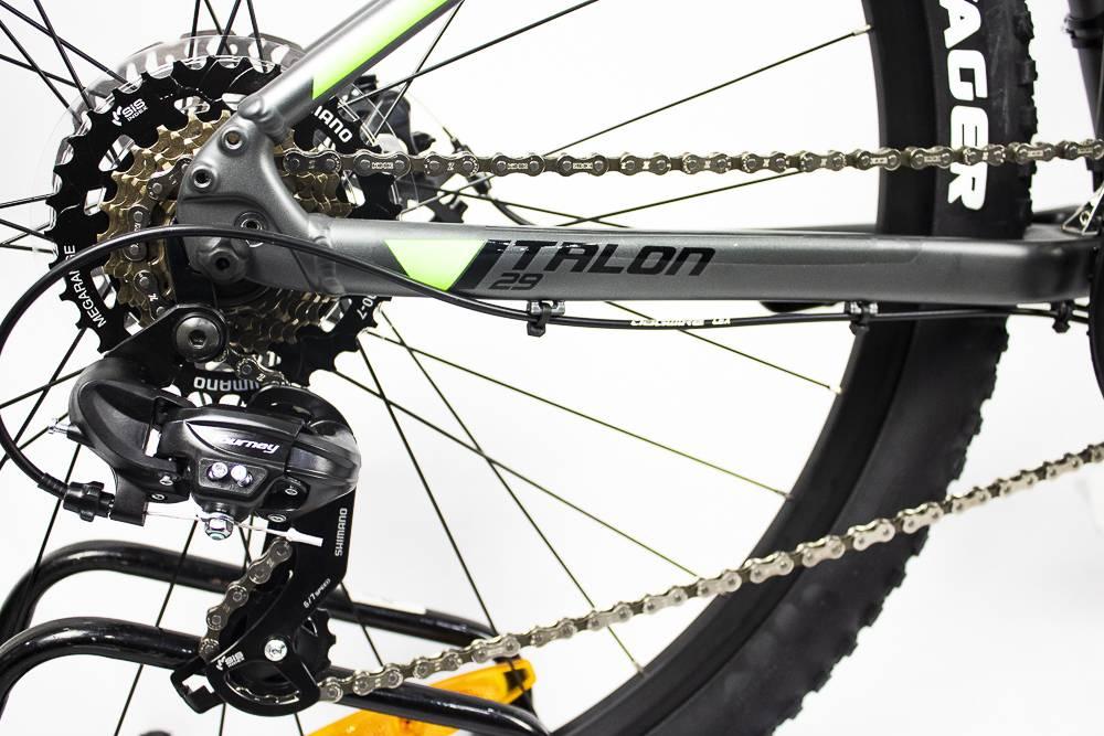 Bicicleta Giant 29ER4 GI Talon TAM L