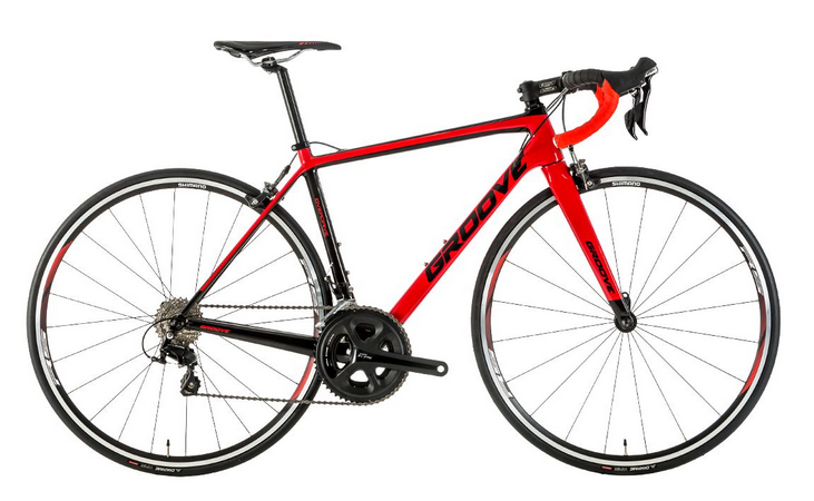 Bicicleta Groove Overdrive 70 TIAGRA 20V