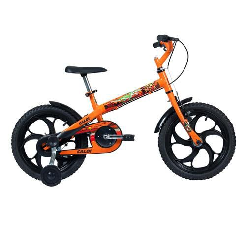 - Bicicleta Infantil Caloi Power Rex Aro 16