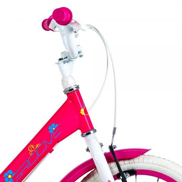 Bicicleta Infantil Groove My Bike Rosa 16