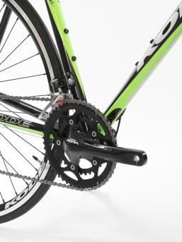 Bicicleta Kode Vittesse Preta/Verde  TAM XL