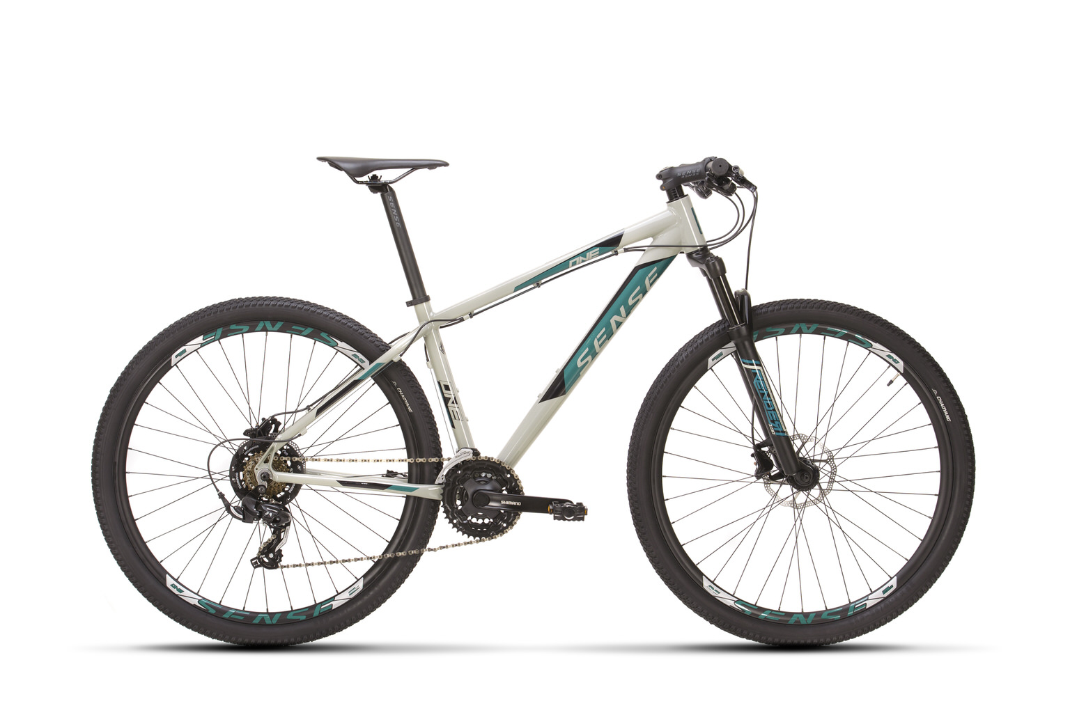 Bicicleta Sense One 2021/22 CZA/AQUA TAM L