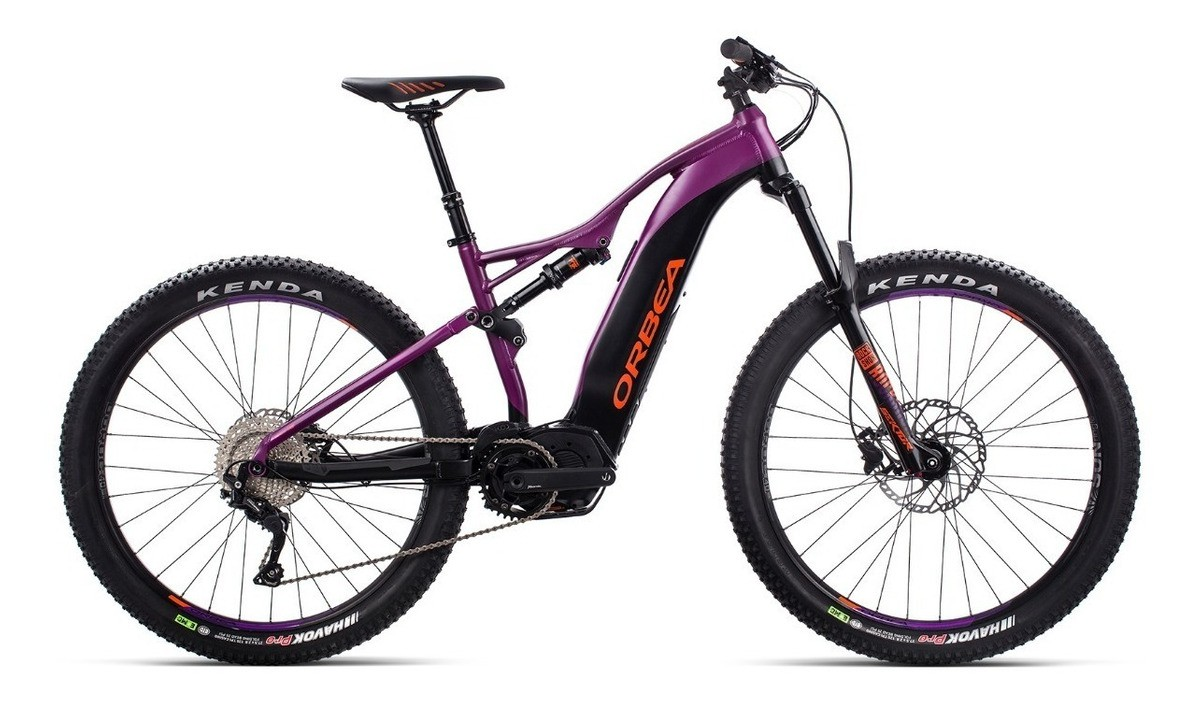 Bicicleta Orbea Wild FS 40 2019