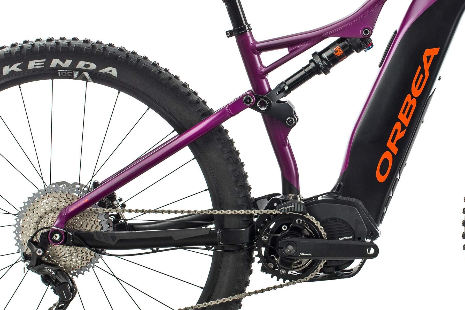 Bicicleta Elétrica Orbea Wild FS 40 2019