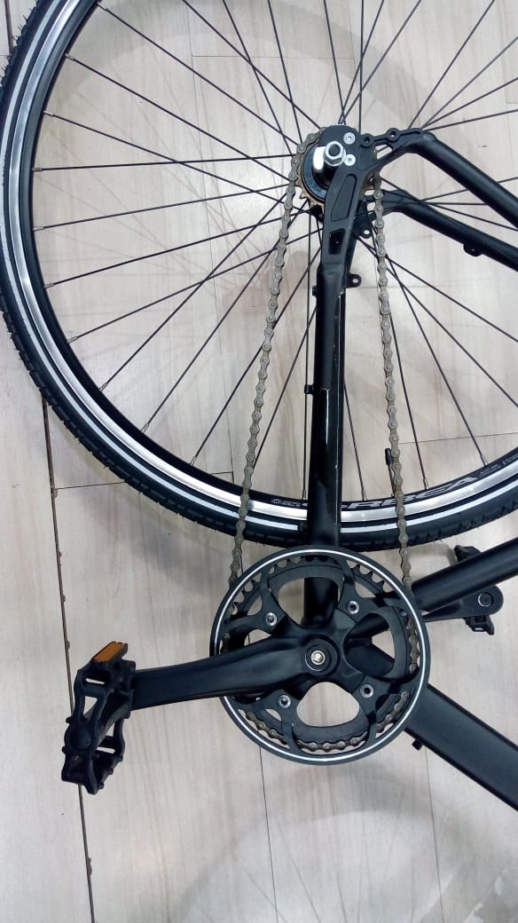 Bicicleta Sem Marcha Orbea Carpe  Tamnaho 54 Hibrida Urbana