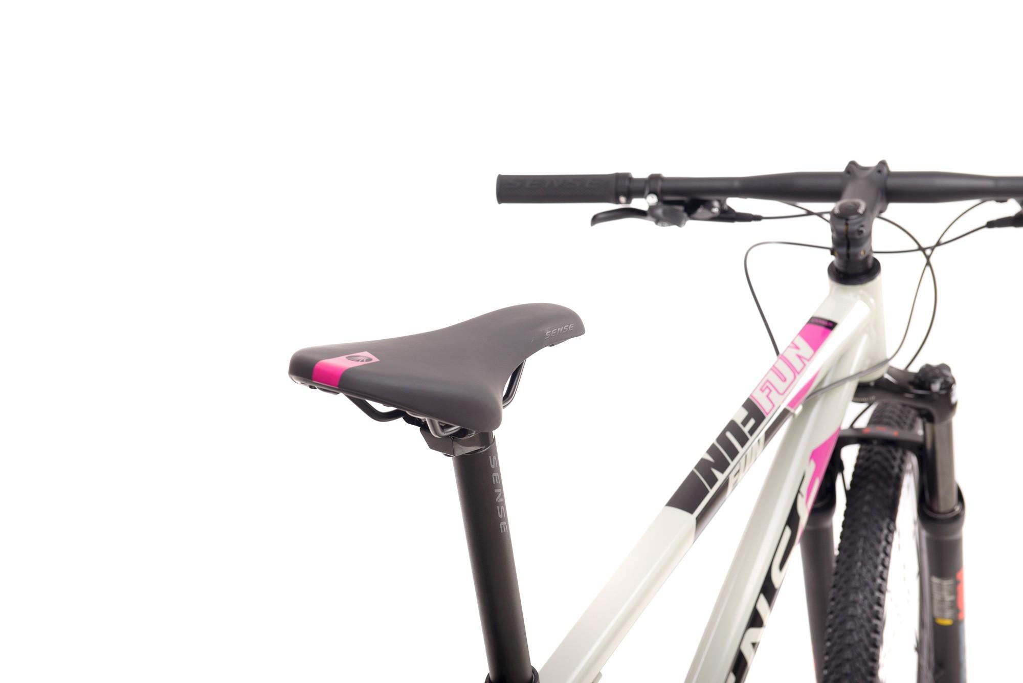 Bicicleta Sense Fun Comp 2021 CZA/ROXO TAM S