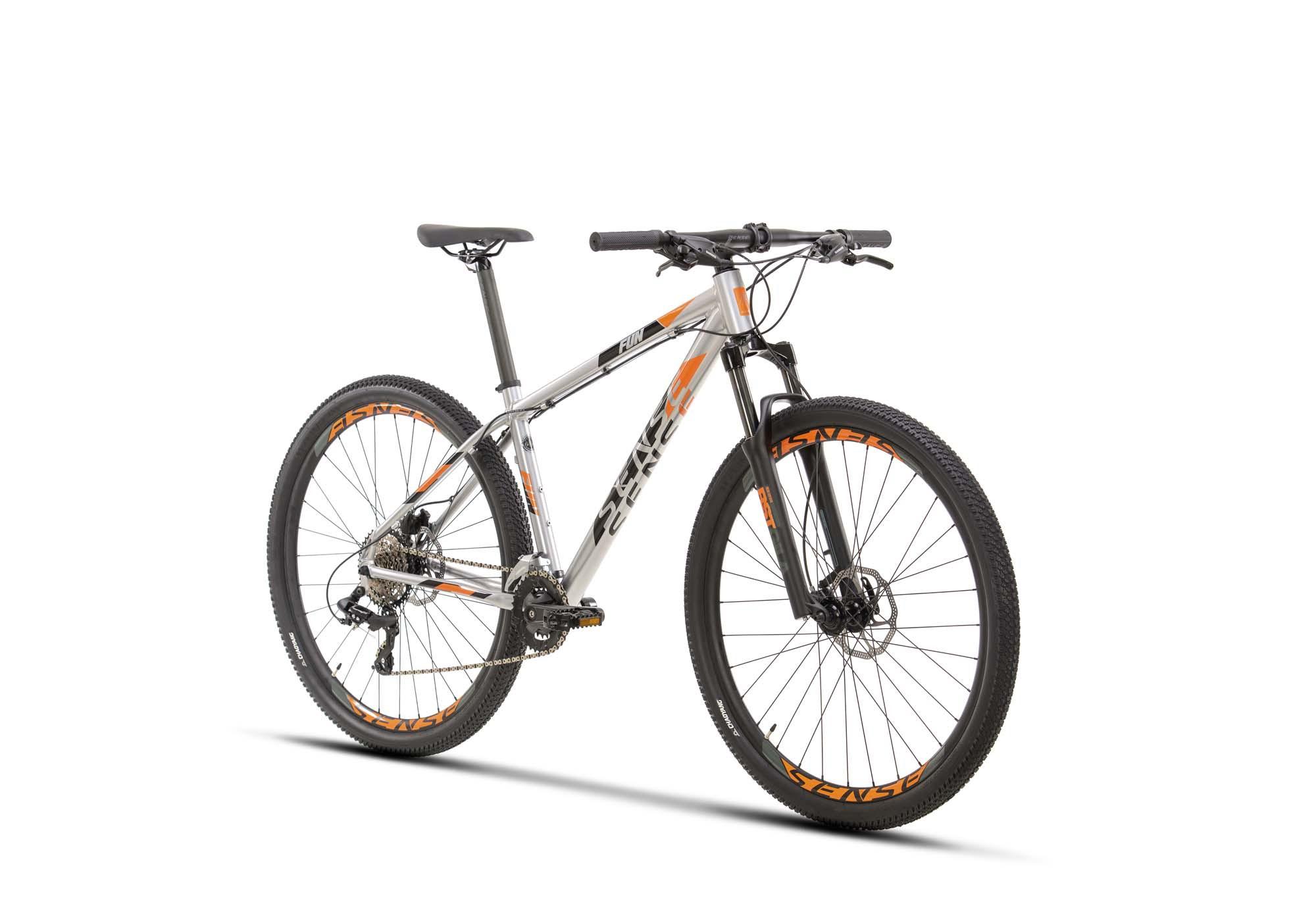Bicicleta Sense Fun Comp 2021 TAM S/P