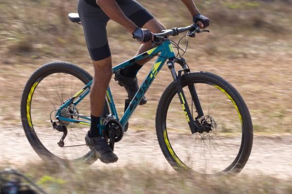 Bicicleta Sense Fun Evo 2021 AQUA/AMR TAM XL