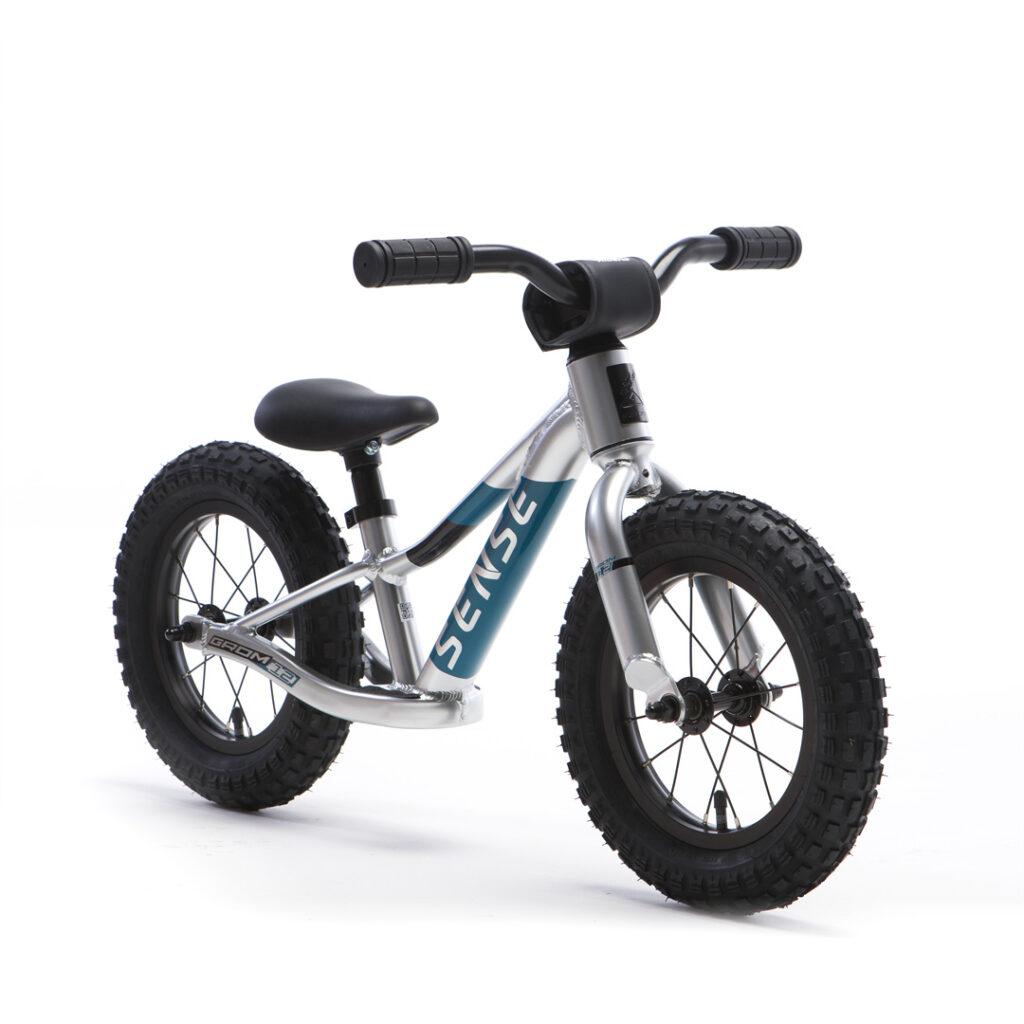 Bicicleta Sense Grom Aro 12 Alum/Aqua TAM 12