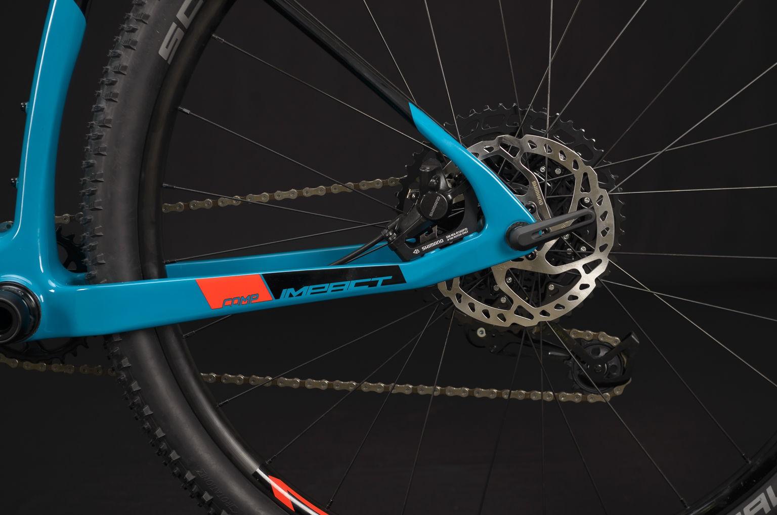 Bicicleta Sense Impact Comp 2020 M