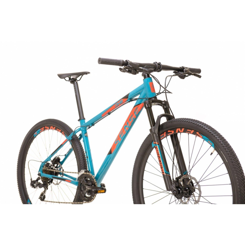 Bicicleta Sense One 2021/22 AQUA/LRJ TAM XL