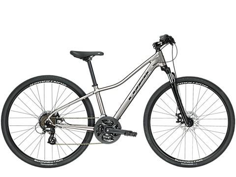 Bicicleta Trek Dual Sport 1 Feminina 2020 - PP