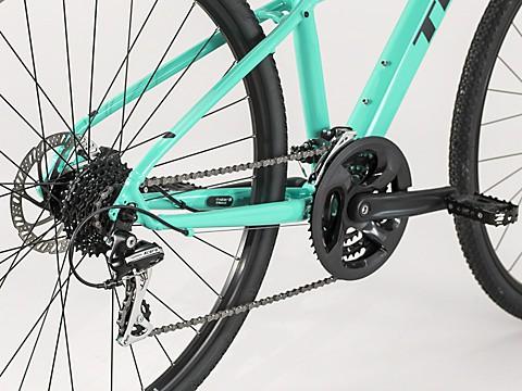 Bicicleta Trek Dual Sport 2 Feminina 2020 - PP