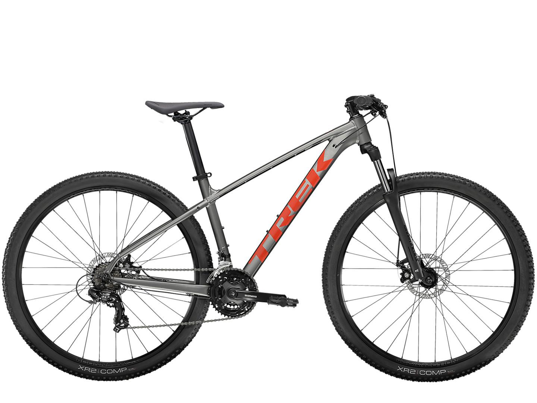 Bicicleta Trek Marlin 4 TAM S Cinza