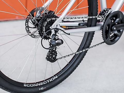 Bicicleta Trek Verve 2 Disc Lowstep - PP