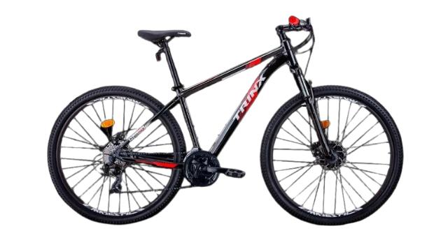 Bicicleta Trinx M100 MAX Vermelha + Brinde