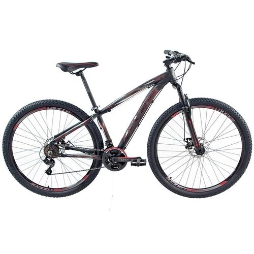 Bicicleta Vision GT X2 Aro 29  Vermelho/Preto TAMANHOS: P E M