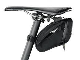 Bolsa de selim Topeak Aero Wedge Pack Dx Sistema de Clip