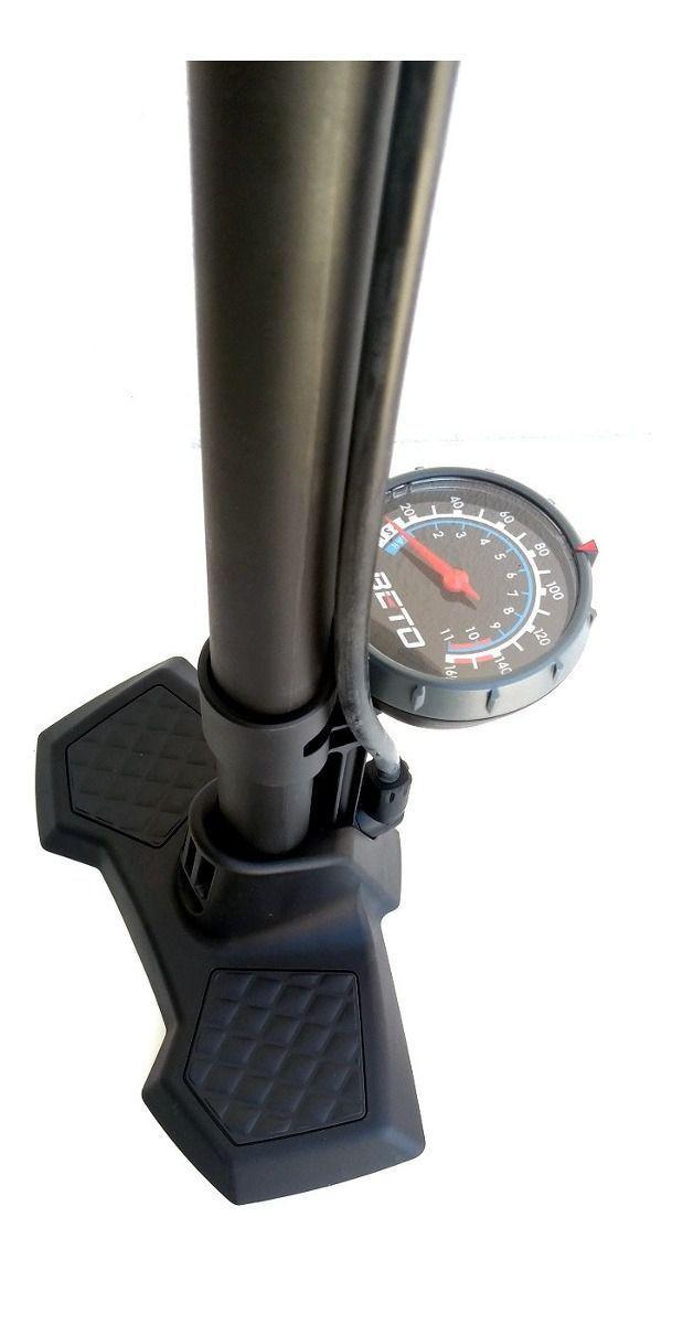 BOMBA BETO TRIPE NYLON CFL-505PG7 PRETO ON