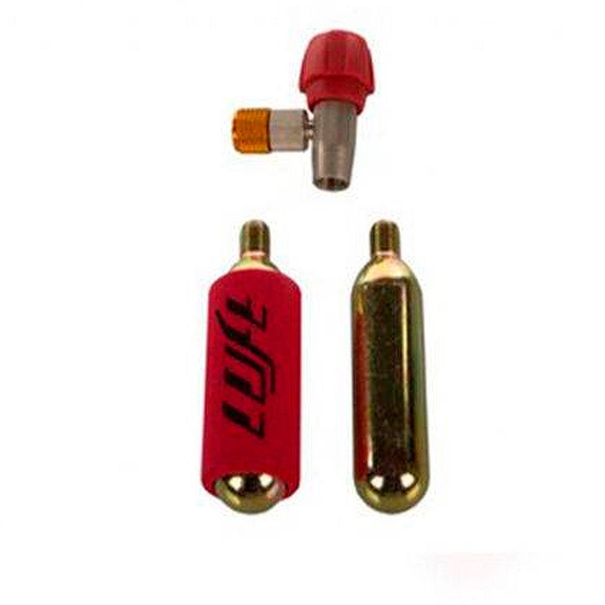 Bomba Luft Lf0111 Co2 Alumínio Cnc + 2 Refis 16 Gramas