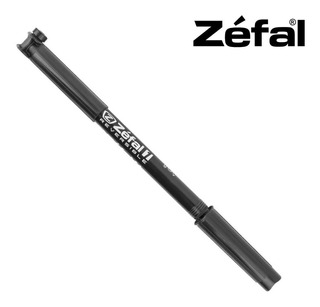 Bomba Zefal Mini Z Flex Abs Reversivel Preta