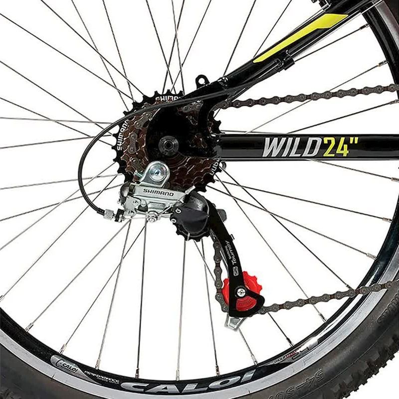 Caloi Wild Aro 24 Modelo 2020