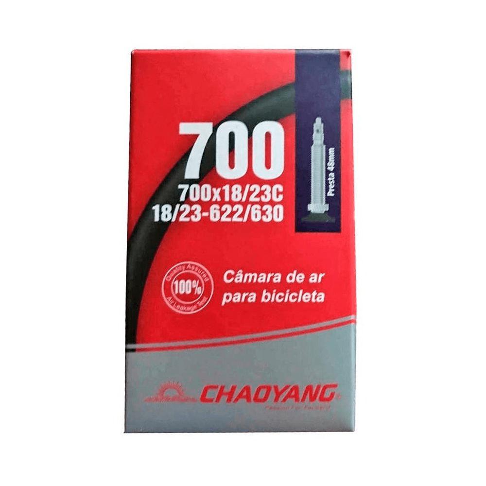 Camara 700X18/23 Valv Presta 48 MM