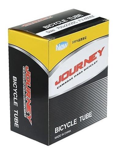 Câmara De Ar Para Bicicleta 700x23/25c Presta 48 Mm Journey