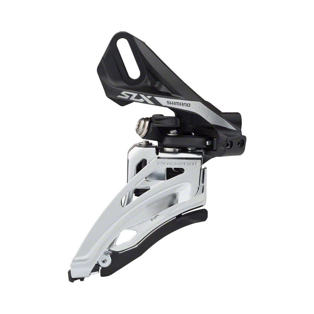 Cambio Diant SLX FD-M7020-E Duplo E-TYPE s swing p frente