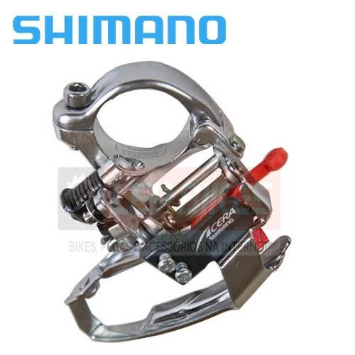 Câmbio Shimano Dianteiro Acera FD-M330