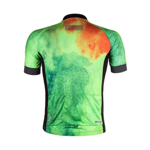 Camisa Ciclismo Mauro Ribeiro Expertise Verde