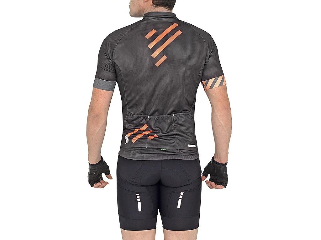 Camisa Ciclismo Mauro Ribeiro Masculina Lawful Cinza