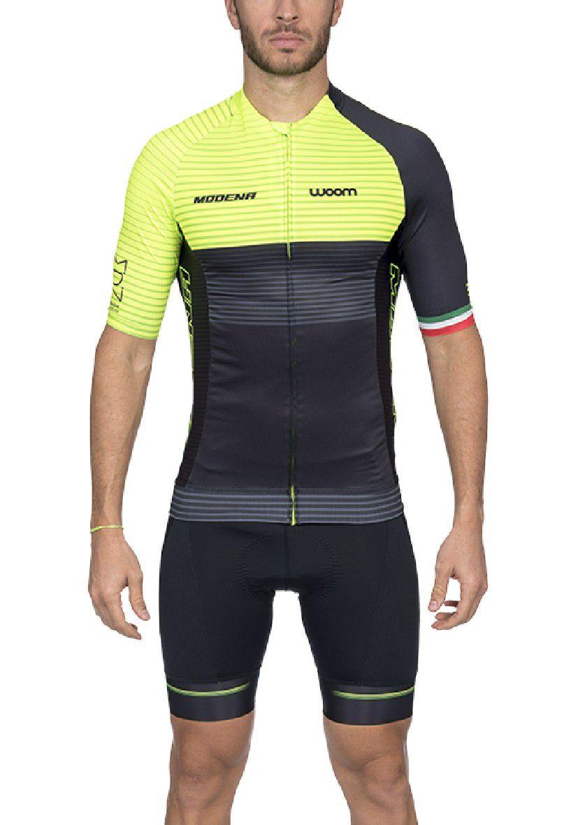 Camisa Ciclismo Supreme Modena (Verde)