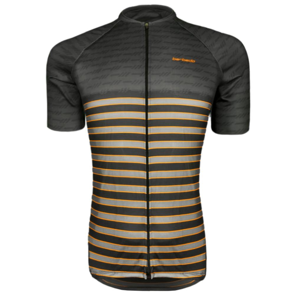 Camisa de Ciclismo Barbedo Prata Masc