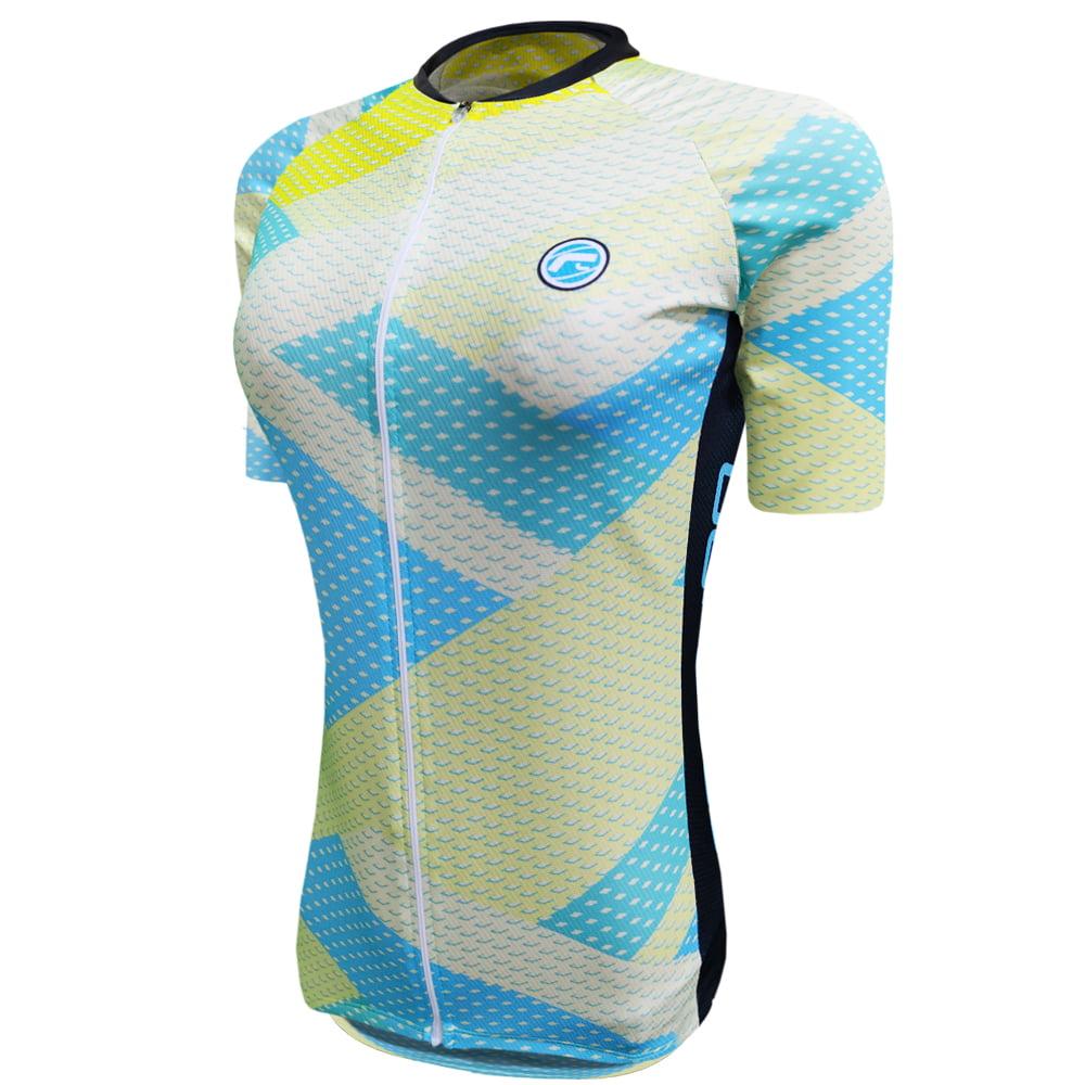 Camisa de Ciclismo Feminina Barbedoo Paraná