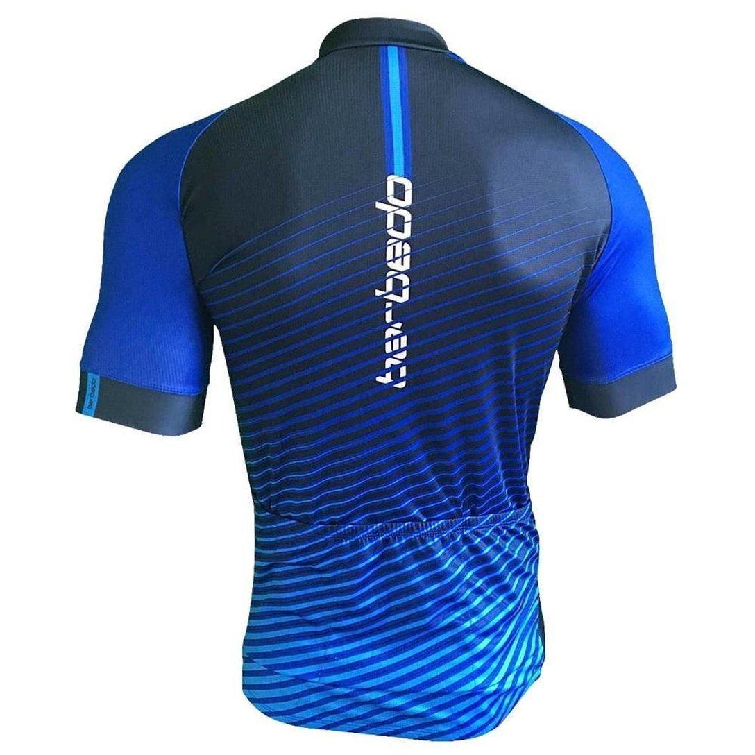 Camisa Masculina Annecy Azul TAM M Barbedo
