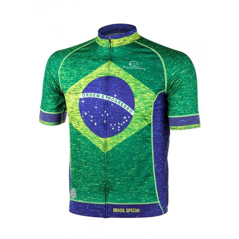 Camisa Mauro Ribeiro Brasil Special + Brinde