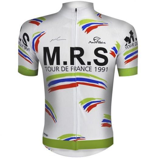 - Camisa Mauro Ribeiro Tour De France 1991