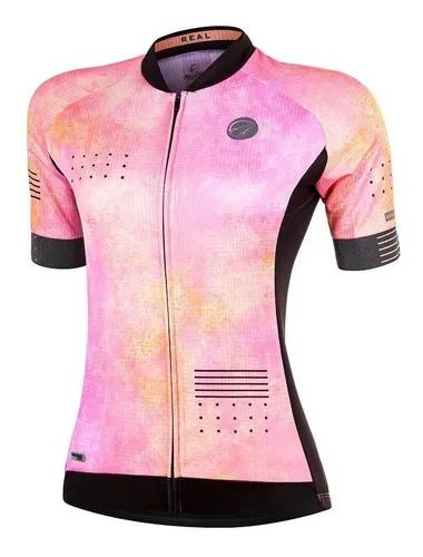 Camisa Mauro Ribeiro MC Real Pink Feminina Tam GG