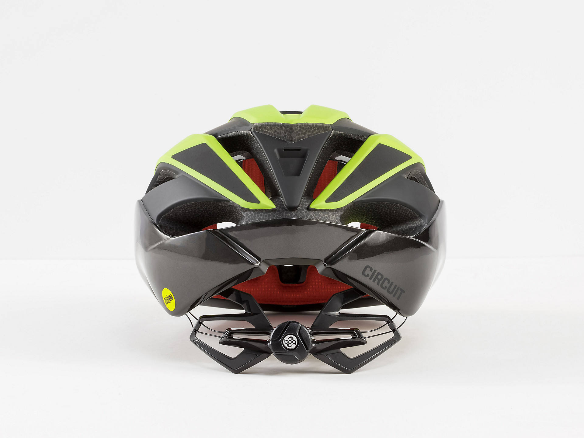 Capacete Bontrager Circuit Mips Amarelo Ciclismo Bike Tam P