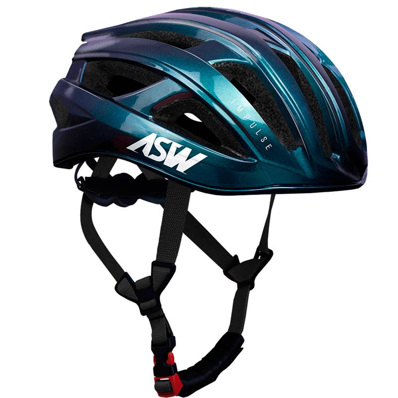 Capacete Ciclismo ASW Impulse Oil Slick