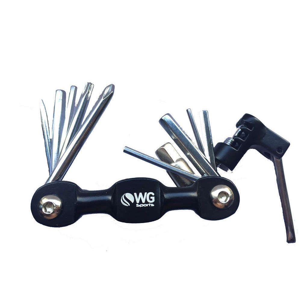 Chave Canivete Allen WG Sports 10 Funções c/ Extrator de Corrente - Wg Sports
