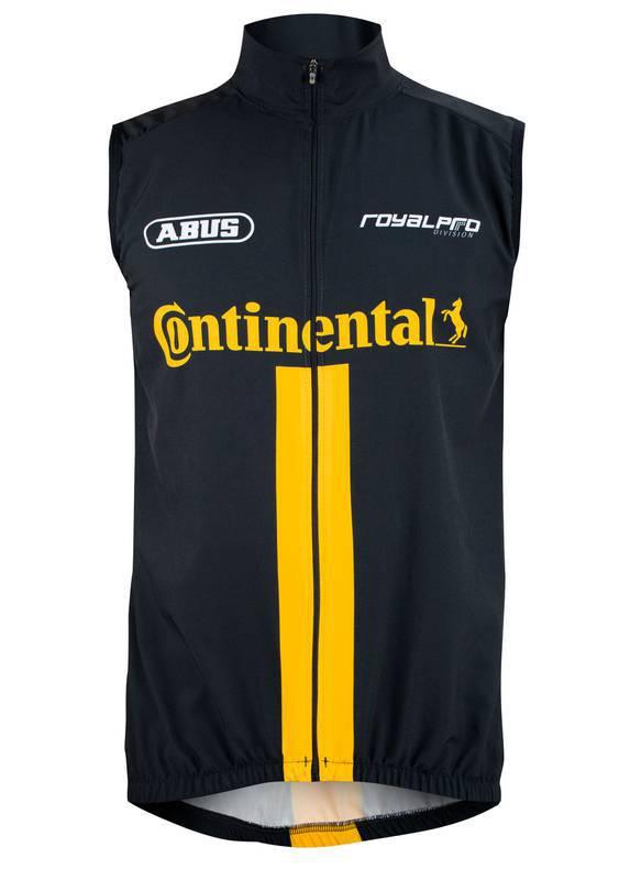 Colete Corta Vento Royal Pro Continental/ Abus