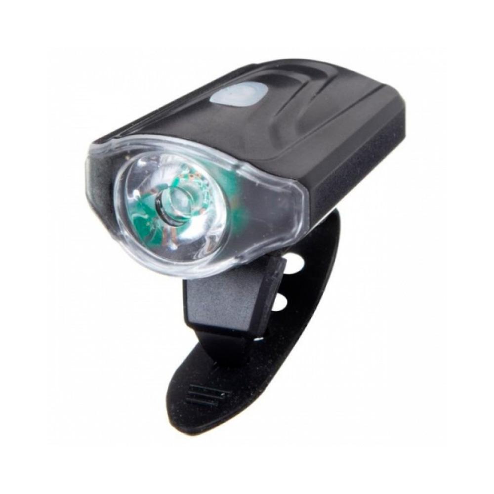 Farol Absolute JY-7043 Preto 1 LED