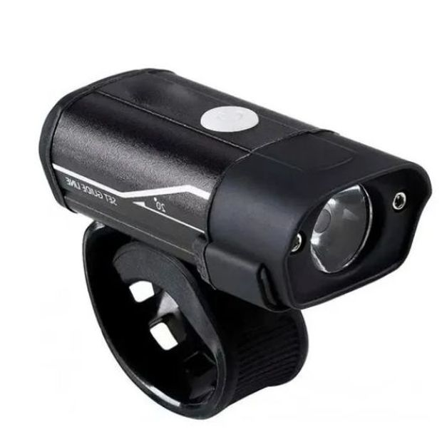 Farol Bicycle Light 400 Lúmens - Usb