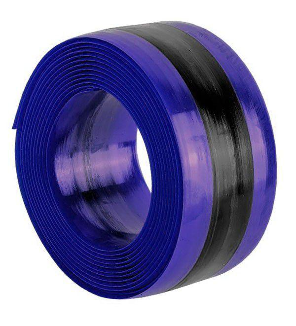 Fita Anti Furo Speed  Aro 27 e 700 Preto/Roxo Ou Preto/Azul  23,0 x 1,0 x 2200 mm