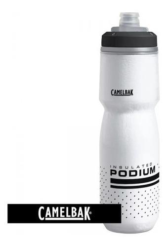 Garrafa Caramanhola Térmica Camelback Podium 710 Ml Ciclismo