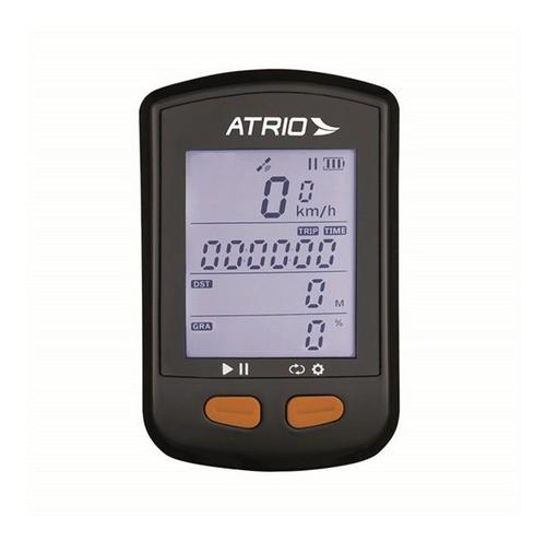 Gps Atrio Iron Para Ciclismo Resistente Água Iluminação Tela